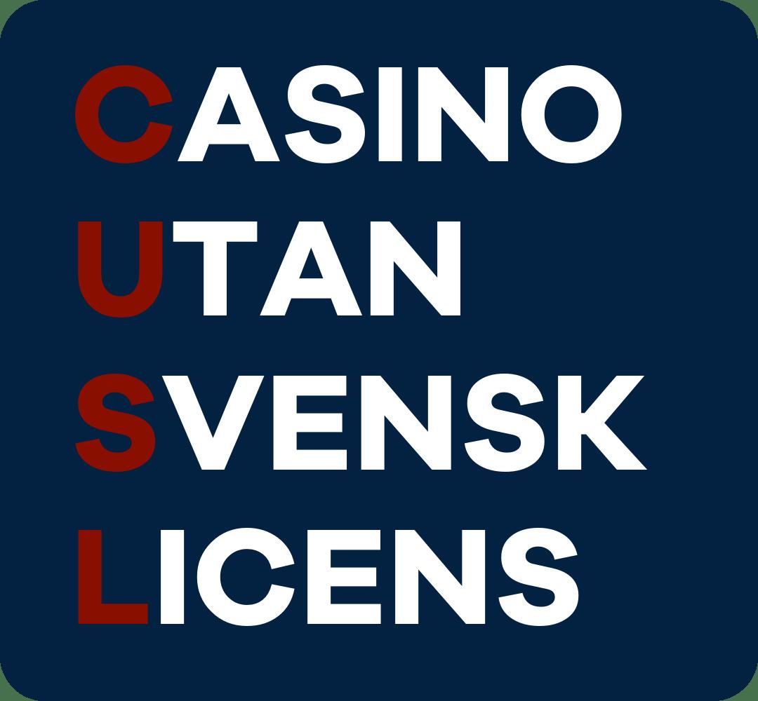 CUSL - Casino Utan Svensk Licens -cusl.se